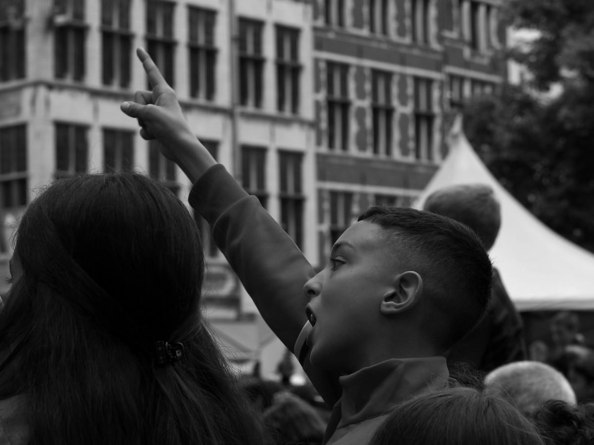 Straatfotografie Antwerpen