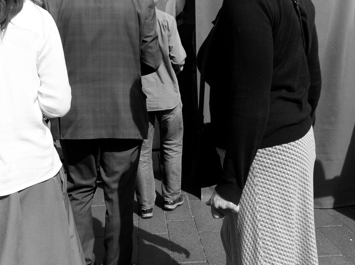 straatfotografie kleur of zwart-wit
