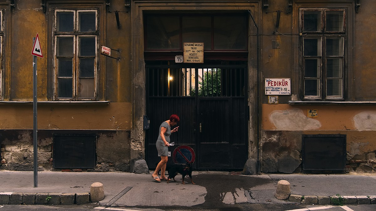 Straatfotografie in Boedapest: twijfelstad aan de Donau