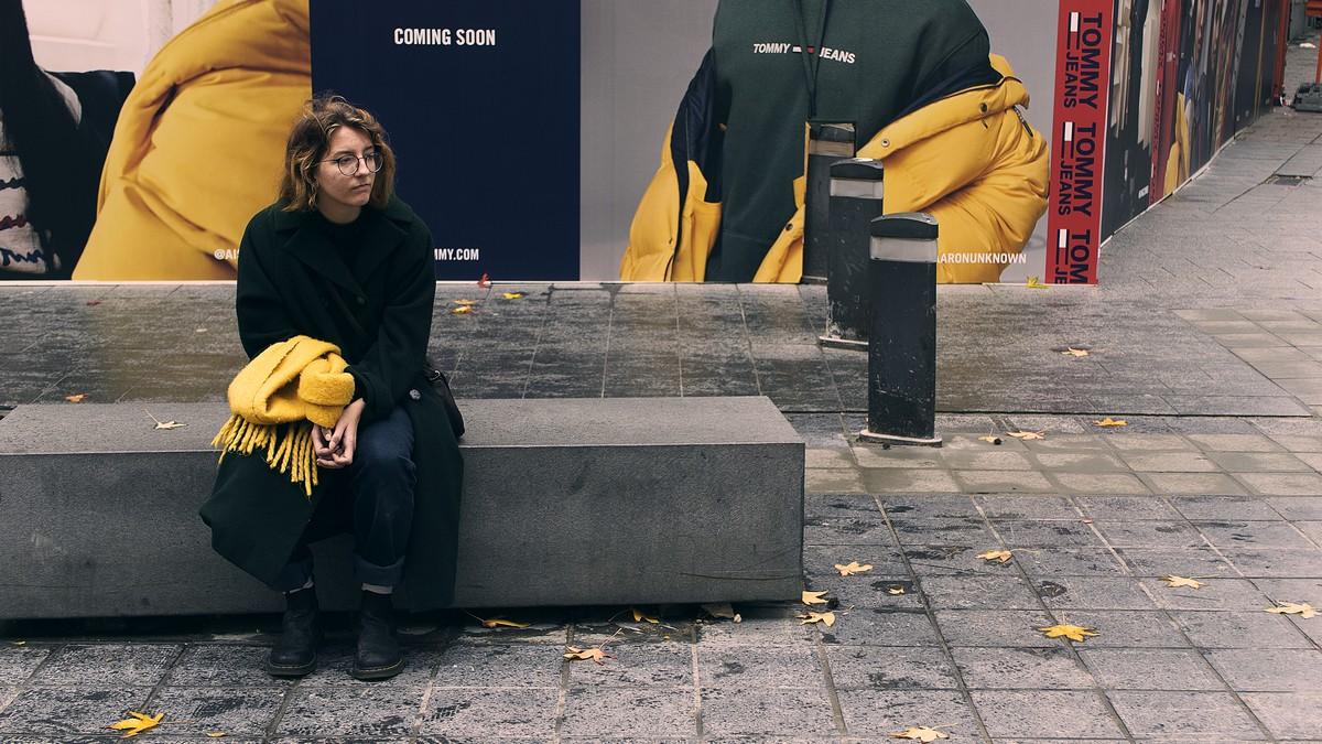 Straatfotografie in eigen stad