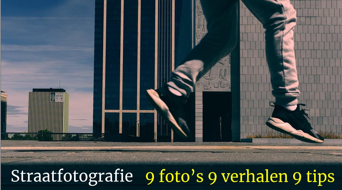Gratis straatfotografie ebook