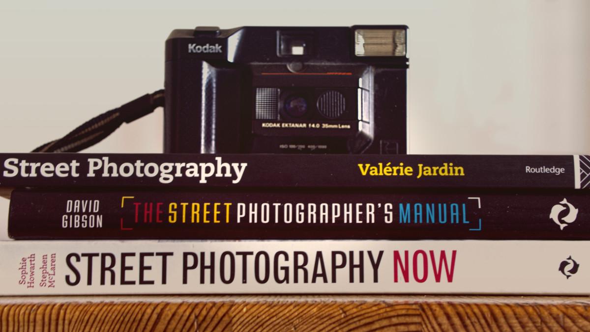 Straatfotografie: boeken om van te leren