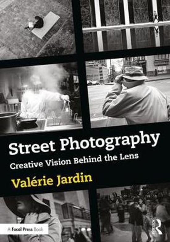 Straatfotografie boek Valerie Jardin