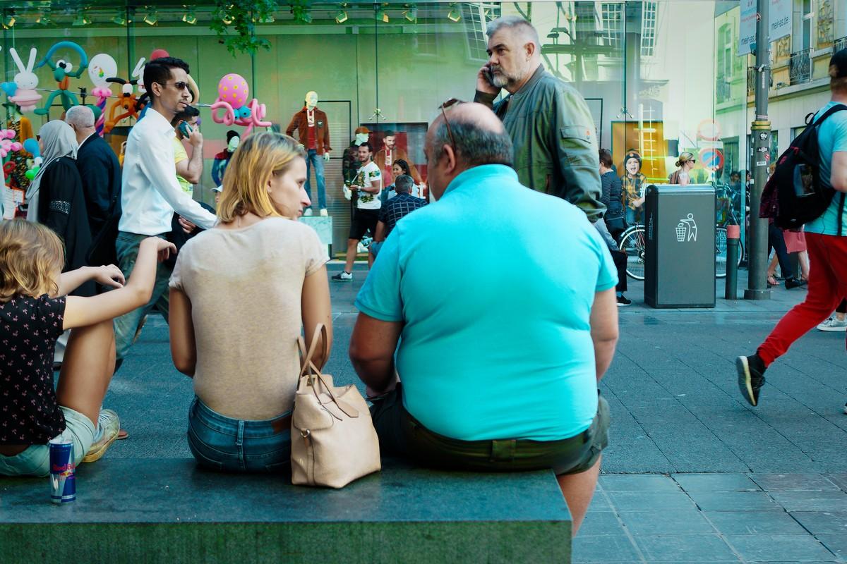 De beste instellingen voor straatfotografie vind je niet op je camera
