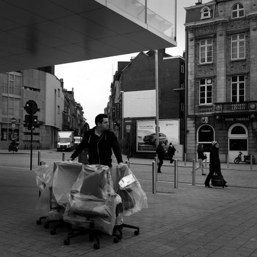 Straatfotografie Leuven