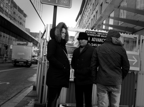 Straatfotografie Brussel, Street photography Brussels
