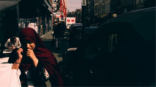 Straatfotograaf Marc Pennartz