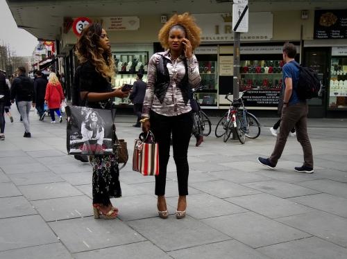 Street photography Antwerp