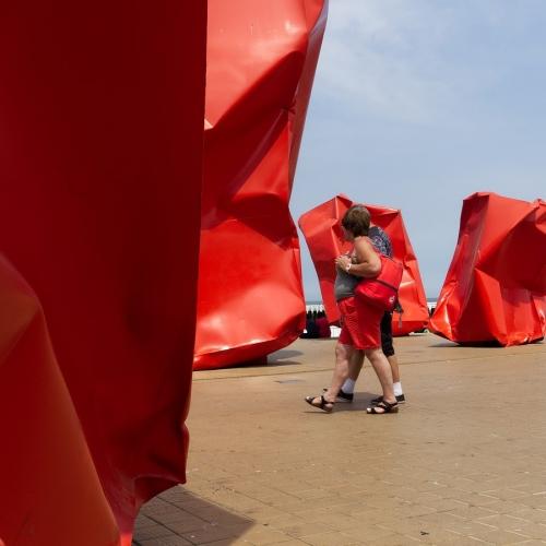 Straatfotografie Oostende